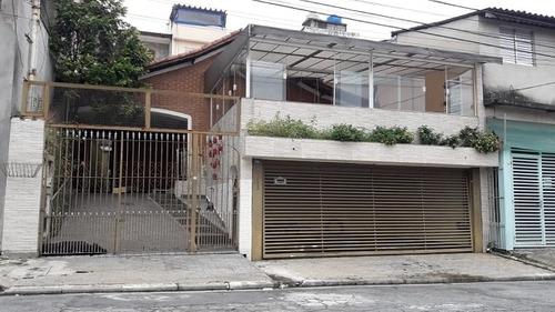 Imagem 1 de 30 de Casa Para Venda, 2 Dormitórios, Parque Continental I - Guarulhos - 1373