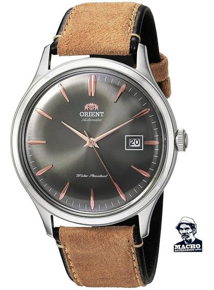 Reloj Orient Bambino 4 Fac08003a0 Automático En Stock