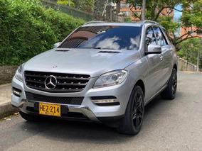 Mercedes-benz Clase Ml 250 Diésel 4x4 Aut