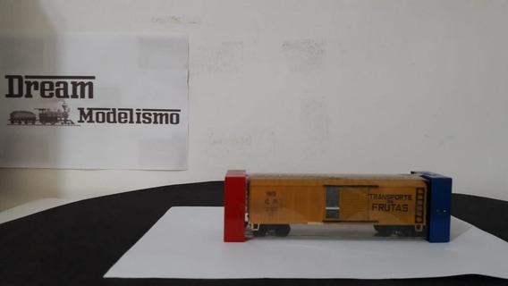 Vagão Box Com Porta Deslizante Atma - Ho
