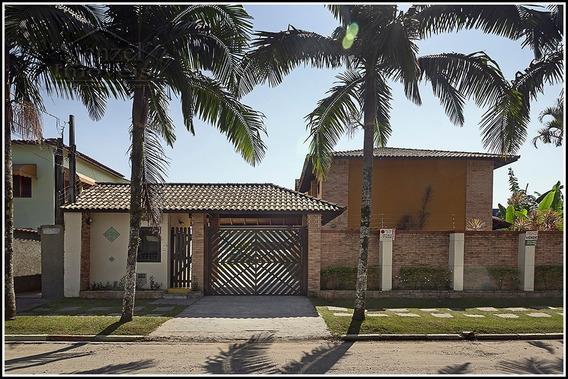 Casa A Venda Em Village No Maitinga Em Bertioga. - Cc00133 - 34490005