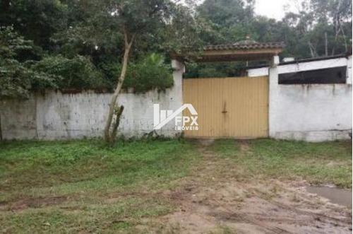 Chácara Com 2 Dormitórios Em Itanhaém, Medindo 995m2 - Ch043