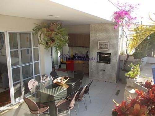 Imagem 1 de 15 de Cobertura Tipo Penthouse 225m² Maravilhosa - Nm227