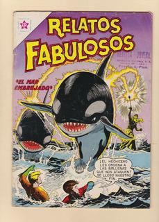 Relatos Fabulosos 42- Novaro - Muy Dificil - Aquaman