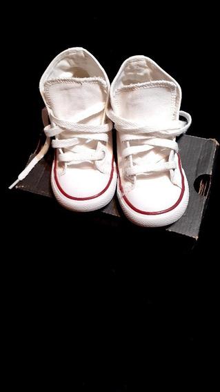 Zapatillas Converse Número 24
