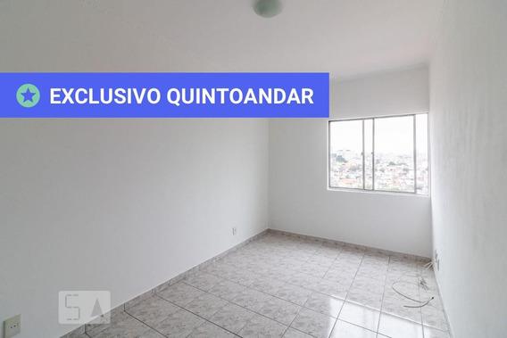 Apartamento No 8º Andar Com 2 Dormitórios E 1 Garagem - Id: 892948541 - 248541