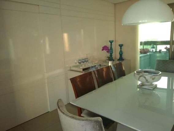 Apartamento Para Venda Em Salvador, Patamares, 4 Dormitórios, 4 Suítes, 5 Banheiros, 3 Vagas - Mm 1758