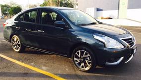 Nissan Versa Exclusive Navi 2017
