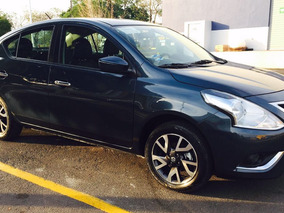 Nissan Versa Exclusive Navi 2017