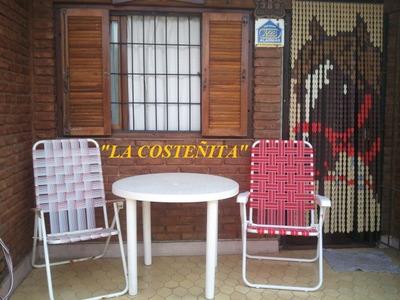 Alquiler Temporaria Mar Del Tuyu - Departamento Tipo Casa
