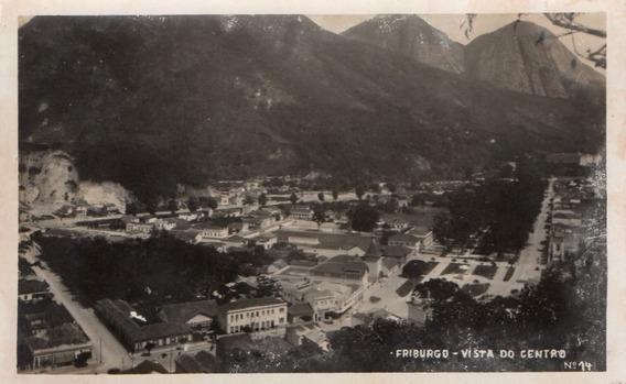 Nova Friburgo - Vista Do Centro - 02051722