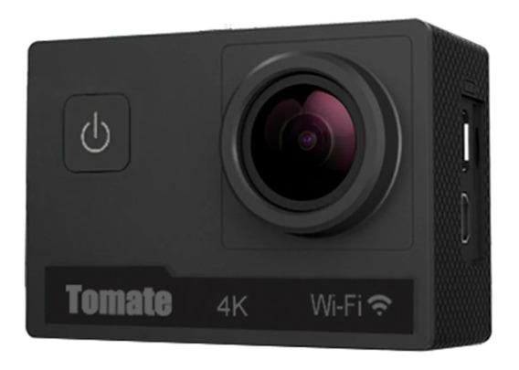 Câmera Filmadora Wifi 4k C/ Controle Mt-1091k Não E Gopro