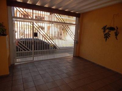 Casa Térrea Para Venda No Bairro Jardim Popular, 3 Dorm, 1 Suíte, 2 Vagas, 100 M - 2601