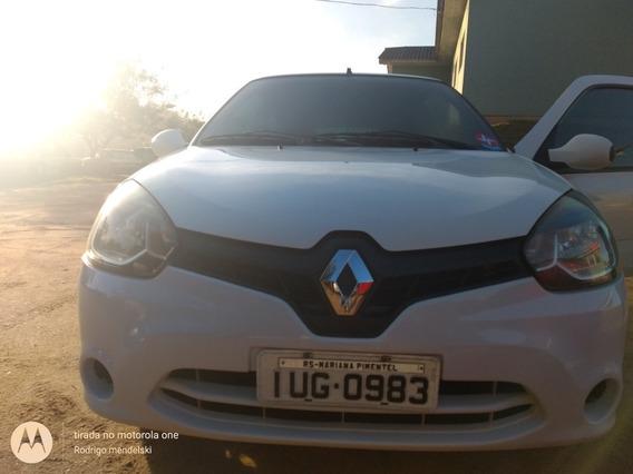 Renault Clio 1.0 16v Authentique Hi-power 3p 2014