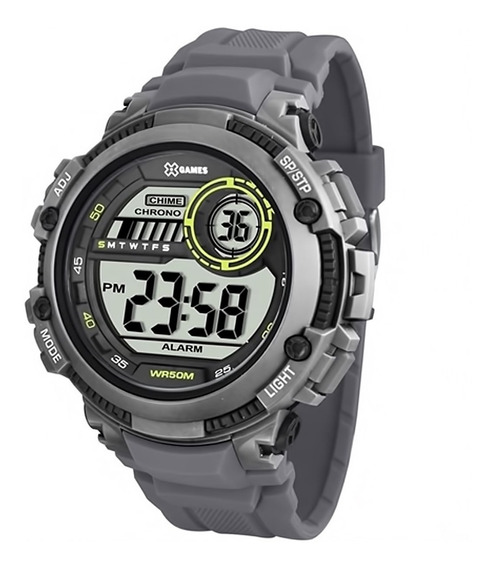 Relógio Masculino Xgames Digital Xmppd521 Bxgx