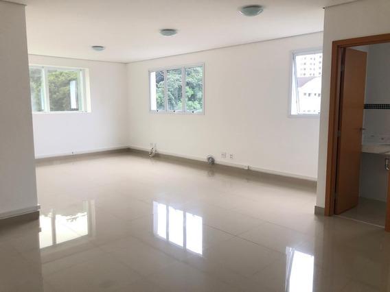 Sala Em Vila Maia, Guarujá/sp De 43m² Para Locação R$ 2.250,00/mes - Sa575078