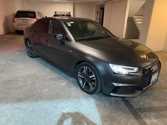 Audi A4 2.0 T Sline Quattro, Version Tope De Gama, Reestrena
