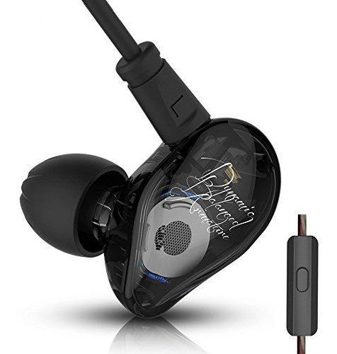 Kz Ed16 Auricular 2ba 1dd Inducido Dynamic Hybrid Hifi