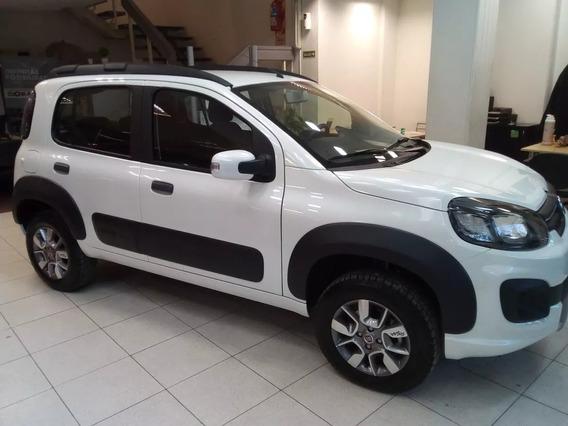 Fiat Uno 0km Anticipo De $95.500 Tomo Usados Y Planes A-
