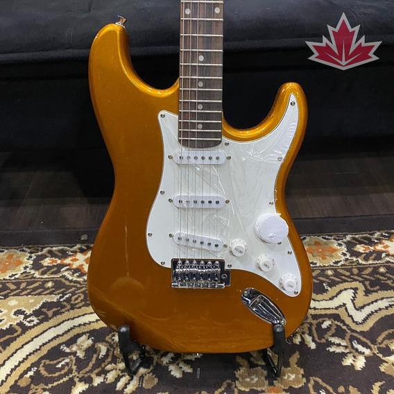 Guitarra Stratocaster Condor Rx-10 Mettalic Gold