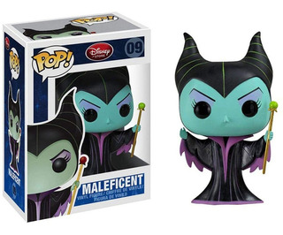 Funko Pop Maleficient 9