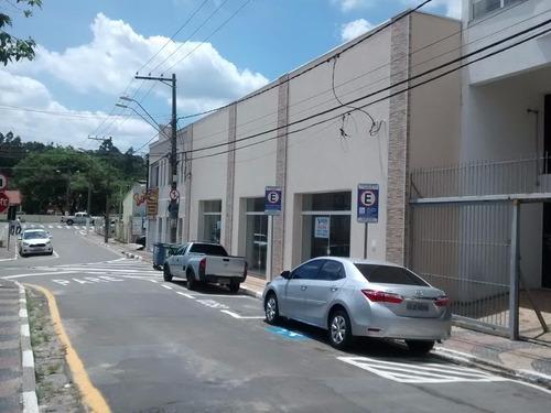Salão Em Centro, Valinhos/sp De 360m² Para Locação R$ 12.000,00/mes - Sl981300