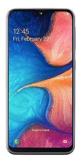Smartphone Samsung Galaxy A20 Ss 32gb - Negro