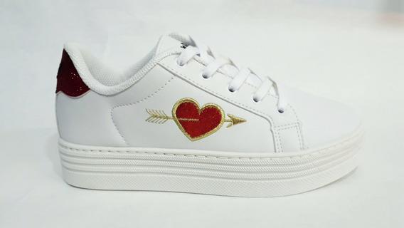 Zapatilla Muaá Valentine