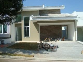 Casa Residencial À Venda, Condomínio Golden Park Residence, Sorocaba - Ca1214. - Ca1214