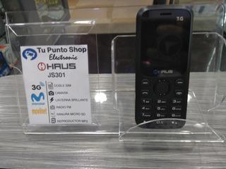 Telefono Basico Haus (3g) Movistar-movilnet (2g)