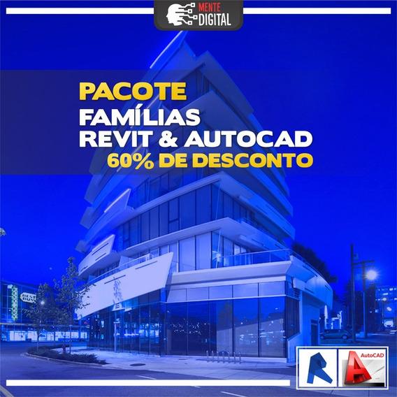 Pacote (revit, Autocad, Cypecad, Eberick E Muito Mais) 192gb