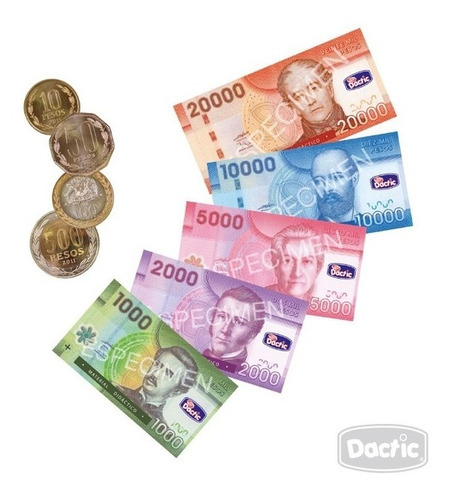 Billetes Y Monedas Dactic