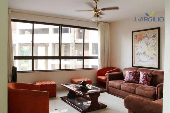 Apartamento Com 5 Dormitórios À Venda, 150 M² Por R$ 600.000 - Setor Central - Goiânia/go - Ap0507