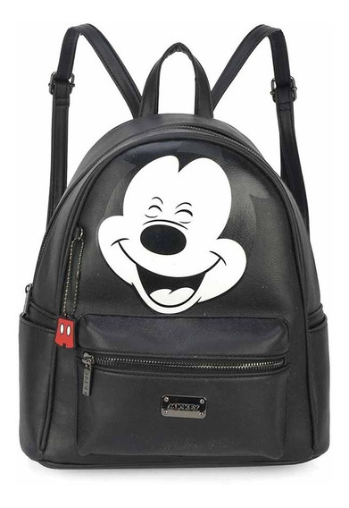 Bolsa Mochila Mickey Mouse Happy - Disney Original