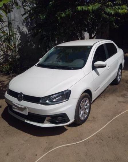 Volkswagen Voyage 1.0 12v Comfortline Total Flex 4p 2017