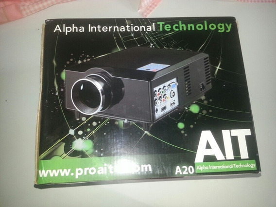 Proyector Video Beam 20 Ait