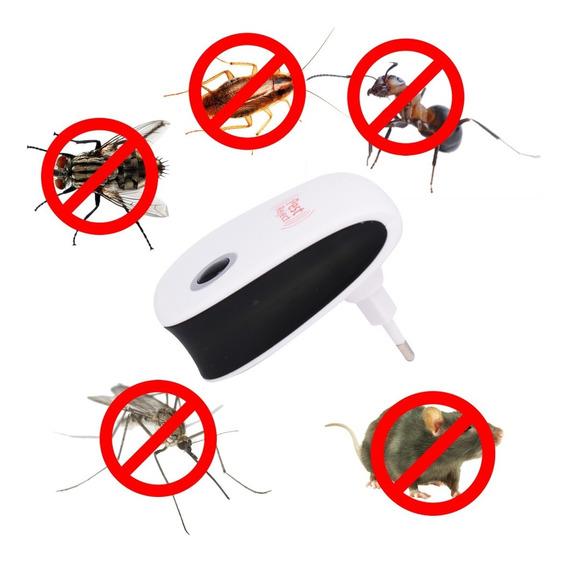Eletrônico Ultrassônico Anti Peste Mosquito Repelente Bug