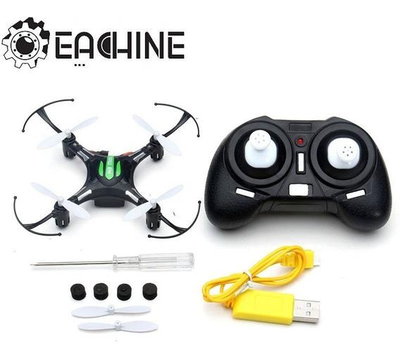 Mini Drone H8 Com Pronta Entrega