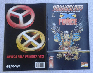 Hq Youngblood & X-force /abril - Edição Especial (1997)