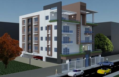 Vendo Segunda Con Terraza En Los Prados 3 Habitaciones - Pva-008-04-21-2