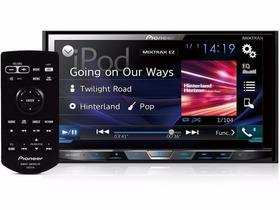 Dvd Player Pioneer Avh-x598tv 2 Din 7 Pol Bluetooth Usb Aux