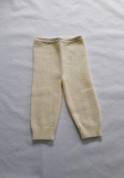 Calças Sem Pé Agasalho Inverno Lã Bebê Menino Menina Ref.181