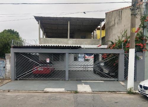 Casa Para Venda Por R$370.000,00 Com 250m², 3 Dormitórios, 1 Suite E 2 Vagas - Jardim Das Oliveiras, São Paulo / Sp - Bdi25493