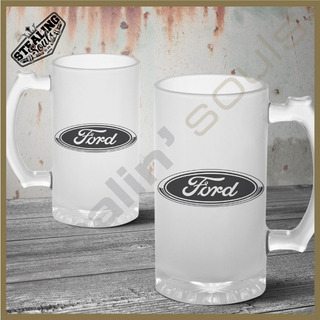 Chopp Esmerilado Cerveza - Ford #015   Xr3 Xr4 V8 Ghia St Rs