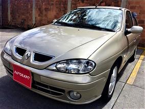 Renault Megane Classic Aut 1,6 Gasolina