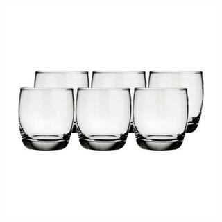 Set 6 Vasos De Cristal Para Whisky Marca Nadir Madres