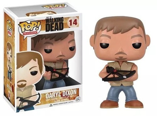Daryl Dixon 14 Walking Dead Funko Pop Originales Collectoys