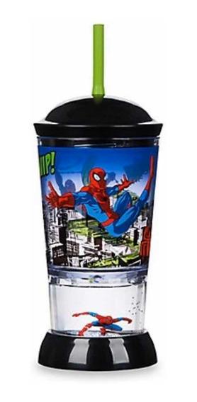 Regalo Día Del Niño Vaso Disney Store Spiderman Hombre Araña