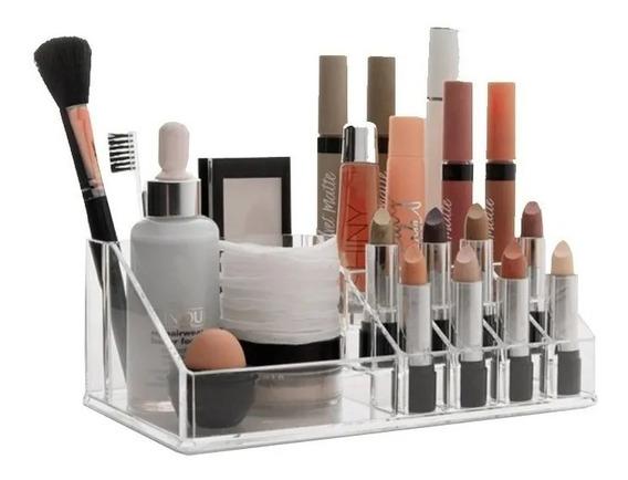 Organizador Cosmeticos Maquillaje Make Up Acrilico Orden