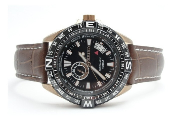 Relógio Seiko Automático Wr 100m - Masculino - Único No M L